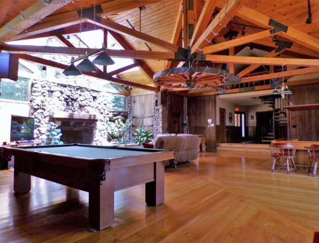 Family room @the lodge