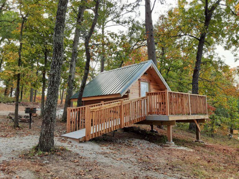Oakdale Primitive Cabin