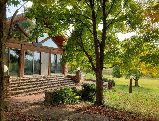 6200 sq ft Lodge