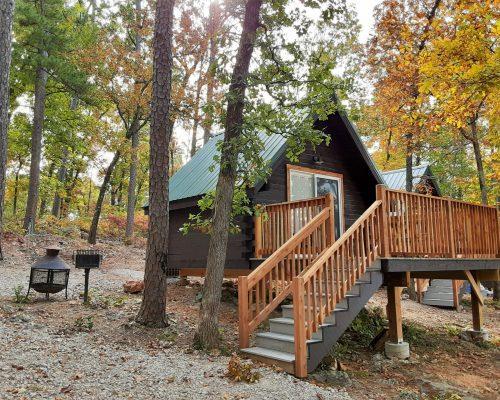 Shady Pine Primitive Cabin